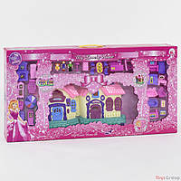 Кукольный домик BS 899-12 X музыкальный, со светом, в коробке