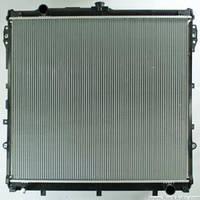 Радиатор системы охлаждения TOYOTA SEQUOIA  TUNDRA   164000S010
