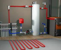 Монтаж отопления, водопровода, канализации, сантехники