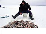 Пешня разборная производство Украина, подарок рыбаку, фото 2