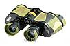 Мисливський бінокль з потужною оптикою 7х32 кратністю, + шкіряний чохол, подарунок для туриста, фото 4