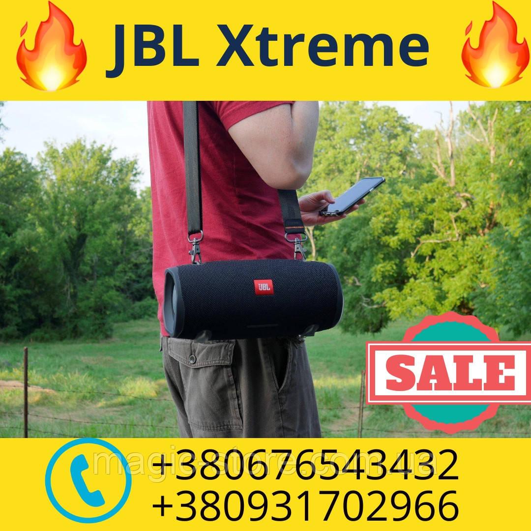 Колонка JBL XTREME  водонепроницаемая портативная беспроводная Bluetooth, встроенный Power Bank