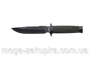Нож тактический SWAT с упором, и антибликовым покрытием, крепкая сталь