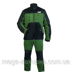Зимний костюм для рыбалки и охоты Norfin, материал флис