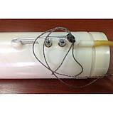 Торпеда для протяжки сетей пластиковая, луноход для зимней рыбалки, фото 5
