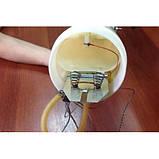Торпеда для протяжки сетей пластиковая, луноход для зимней рыбалки, фото 6