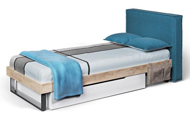 Кровать с мягким изголовьем G-11-5