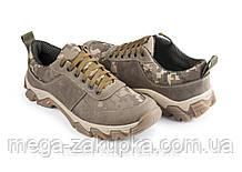 Кросівки тактичні Олива ,натуральна шкіра, виробництво Польща