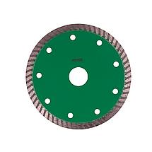 Круг алмазный отрезной 1A1R Turbo 125x2,2x8x22,23 Baumesser Stein PRO, фото 2
