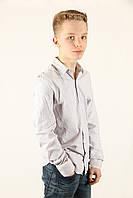 Рубашка мужская Tamko 10_3172 светлый Размеры L XL XXL