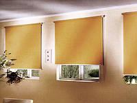 Как самостоятельно изготовить рулонную штору для окна