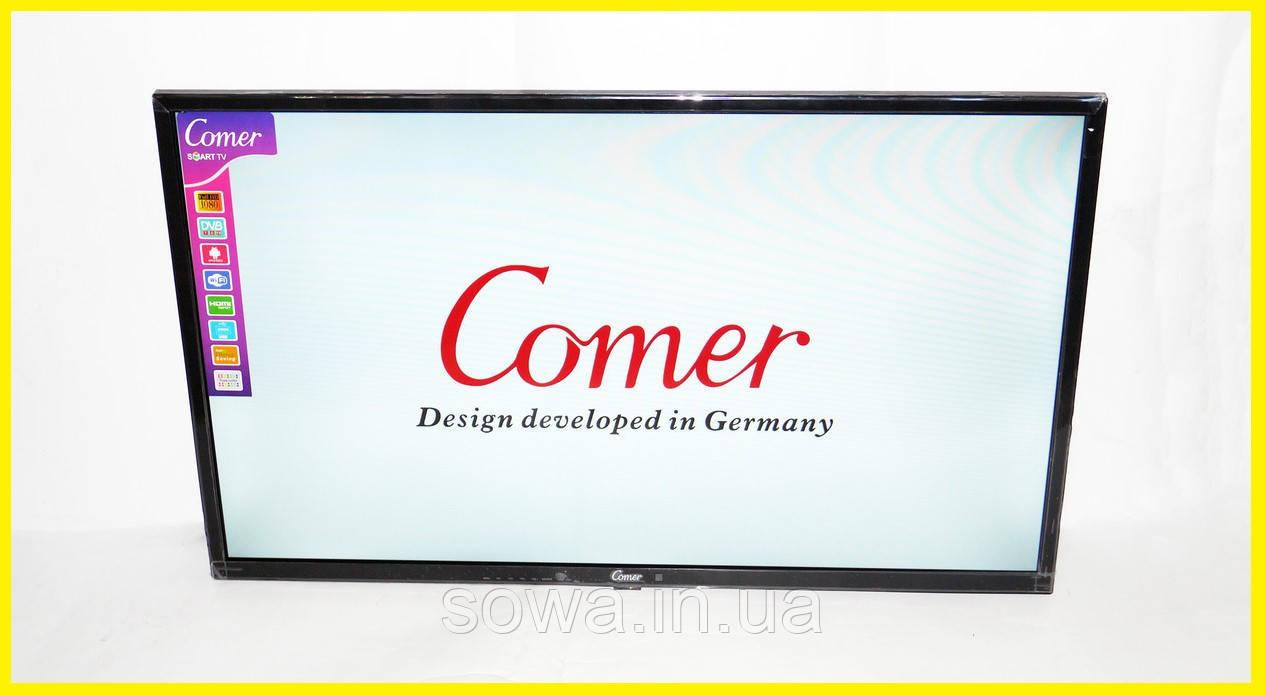 "✔️ Телевизор COMER / Диагональ 32"" дюйм / SMART TV / WiFi+T2 / Гарантия 12 мес"