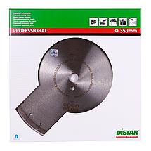 Круг алмазный отрезной 1A1RSS/C3-W 350x3,2/2,2x10x25,4-25 F4 Green Concrete, фото 3