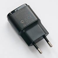Сетевое зарядное устройство LG MCS-02ED чёрная