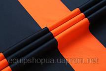 Футбольная форма Europaw 020 т.сине-оранжевая, фото 3
