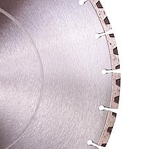 Круг алмазный отрезной 1A1RSS/C3-H 350x3,5/2,5x10x25,4-24 F4 CHG 350/25,4 RM-W, фото 2
