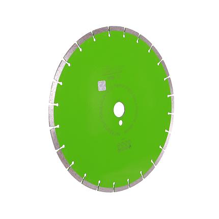 Круг алмазный отрезной 1A1RSS/C3-H 350x3,5/2,5x10x32-24 Premier Active, фото 2