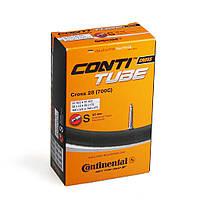 "Камера Continental Cross 28"", 32-622 -> 47-622, PR42mm / Для велосипеда"