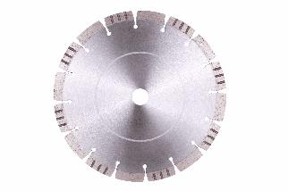 Круг алмазный отрезной 1A1RSS/C3-H 232x2,6/1,8x12x22,23-16 Bestseller Universal, фото 3