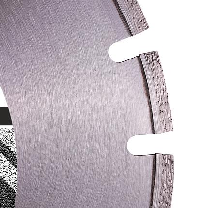 Круг алмазный отрезной 1A1RSS/C1-W 350x3,2/2,2x9x25,4-21 F4 Bestseller Abrasive, фото 2