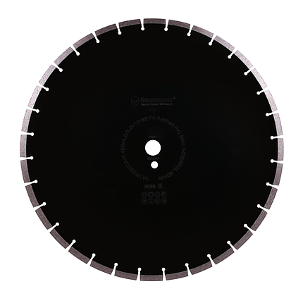 Круг алмазный отрезной 1A1RSS/C3-H 450x4,0/3,0x10x25,4-32 F4 Baumesser Asphalt Pro, фото 2