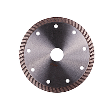 Круг алмазный отрезной 1A1R Turbo 125x1,8x8x22,23 Baumesser Universal, фото 2