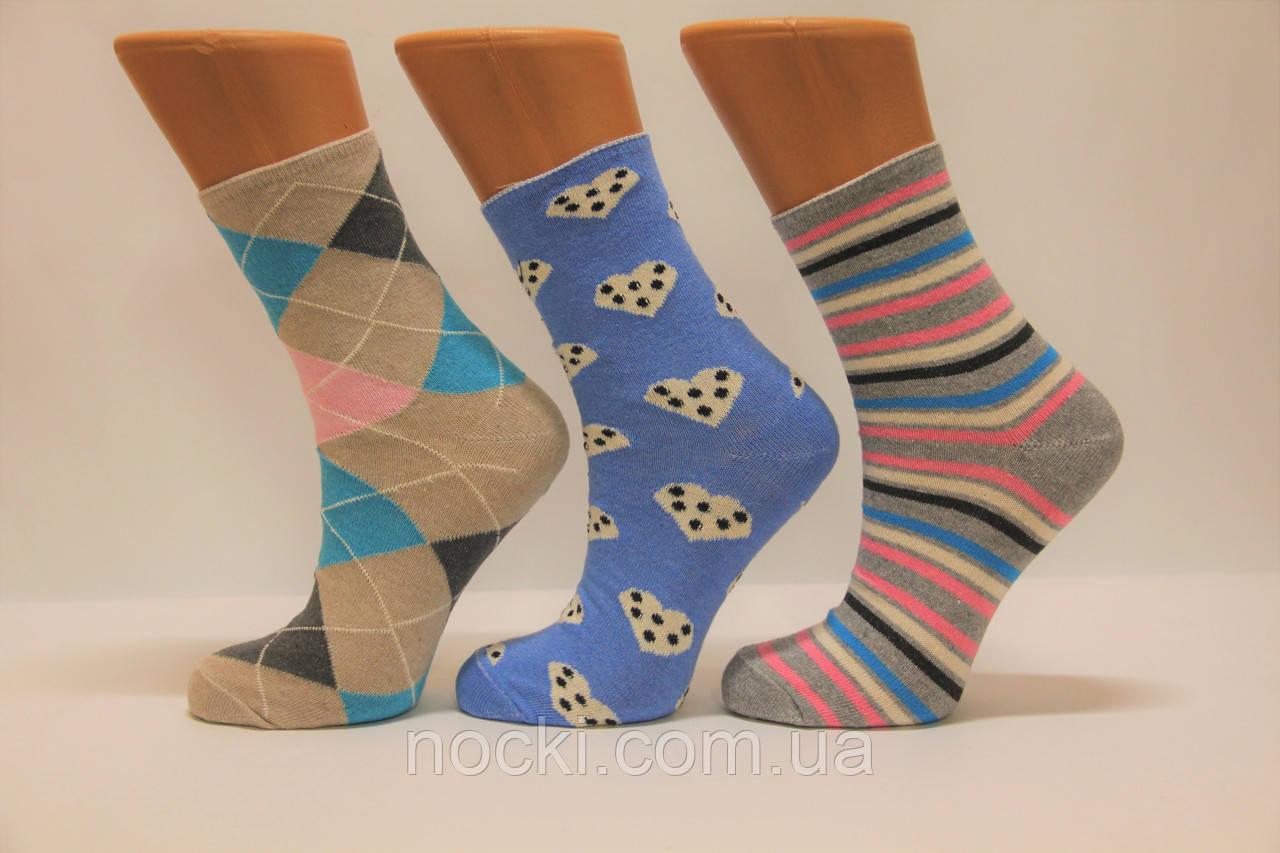 Стрейчевые женские носки пе.нл