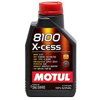 Масло моторное Motul 8100 X-cess 5W-40 1л