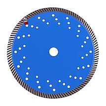 Круг алмазный отрезной 1A1R Turbo 232x2,5x12x22,23 Extra Max, фото 2