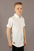 Рубашка мужская белая Emilio Sagezza SG014 Размеры S/46 L/50 XXL/54, фото 1