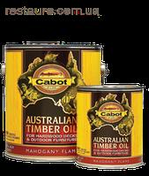 Тунговое масло для внешних работ Australian Timber Oil