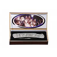 Нож складной Волк подарочный, доступная цена + подарочная коробка
