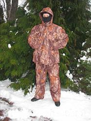 """Зимний костюм для рыбалки и охоты """"Лес3"""" -30"""