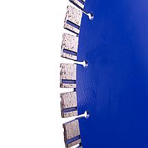 Круг алмазный отрезной 1A1RSS/C3-W 350x3,2/2,2x15x25,4-48 F4 Meteor H15, фото 2