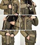 Зимний костюм Norfin Active размер XXL, фото 3
