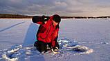 Зимний костюм Norfin Discovery Limited Edition(бардо) размер S , фото 3