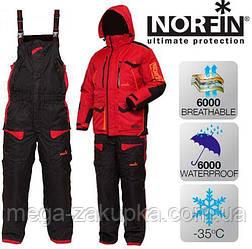 Зимний костюм Norfin Discovery Limited Edition(бардо) размер XXL