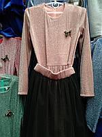 Очень красивое платье с пышной юбкой  для девочки  Бабочка опт и розница