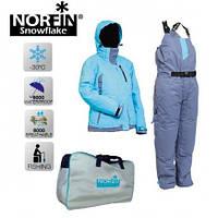 Зимний женский костюм Norfin Snowflake размер L