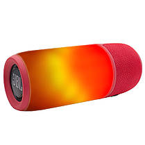 ★Колонка BL JBL Pulse Р3 Red с подсветкой Bluetooth громкая связь стерео звук беспроводная, фото 2