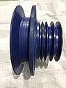 Шкив 5-ти руч. двигателя  Енисей-1200М, фото 3