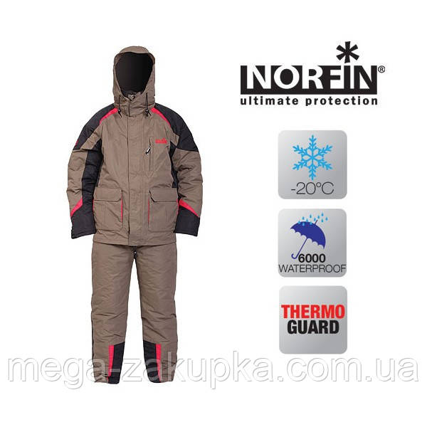 Зимний костюм Norfin Thermal Guard - NEW размер XXL