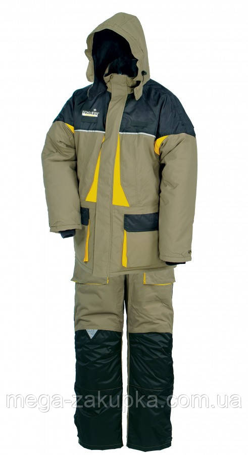 Зимний костюм NORFIN ARCTIC размер XXXL