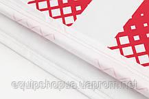 Футбольная форма Europaw 020 красно-белая , фото 2