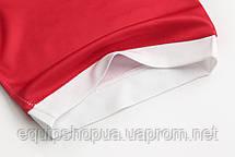 Футбольная форма Europaw 020 красно-белая , фото 3