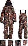 Зимний костюм Norfin Extreme 2 Camo размер XXXL , фото 2