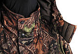 Зимний костюм Norfin Extreme 2 Camo размер XXXL , фото 5