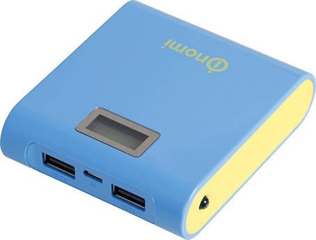 Аккумулятор внешний Power Bank Nomi BO78 7800mAh Гарантия 12 месяцев, фото 2