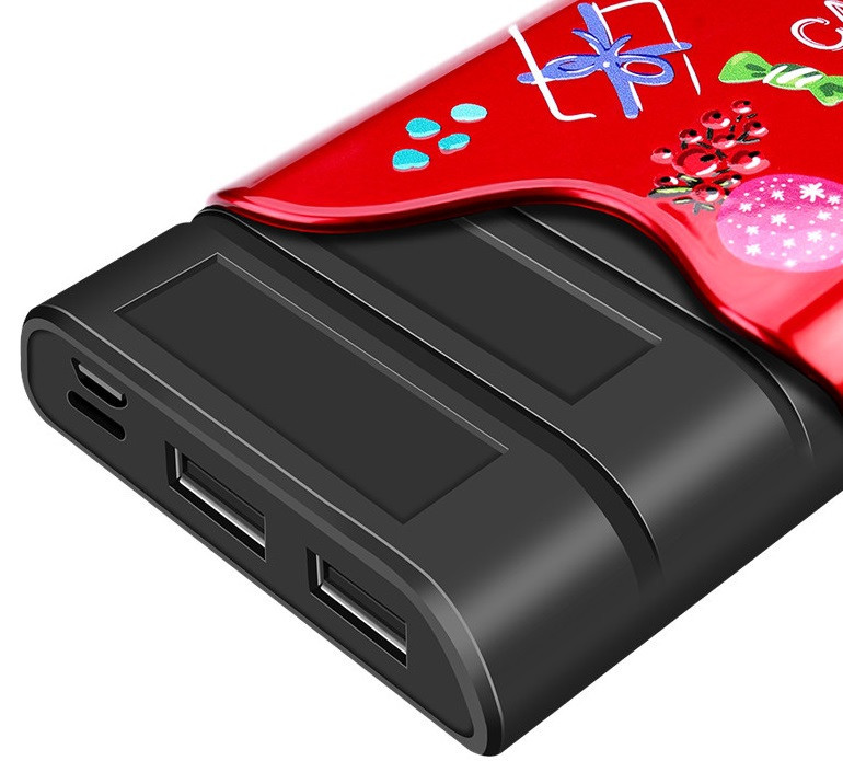 Внешний аккумулятор Joyroom D-M150 10000mah Red Candy Гарантия 6 месяцев