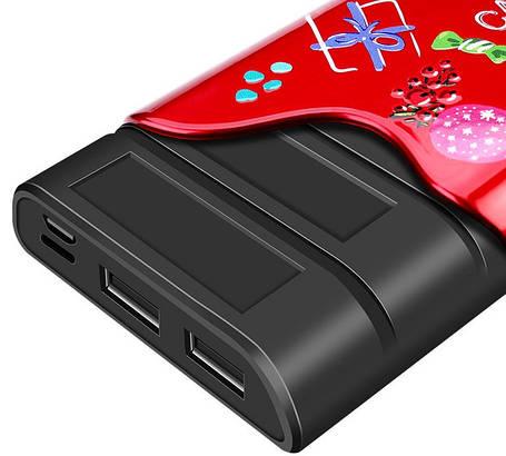 Внешний аккумулятор Joyroom D-M150 10000mah Red Candy Гарантия 6 месяцев, фото 2